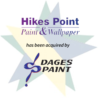 Hikes Point Paint & Wallpaper has been acquired Dages Paint